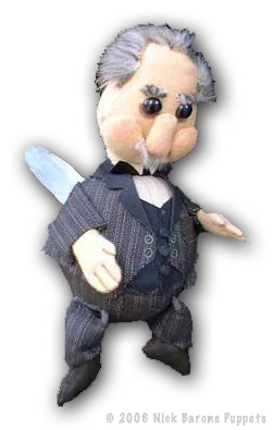 Puppets:The Fairy Godfather