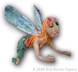 Puppets: The Pixie